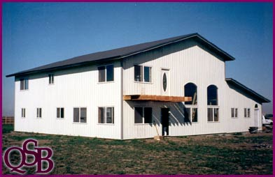 ... Steel Buildings, Inc. Post Frame Steel Buildings and Pole Barns